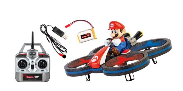 Drone de Mario