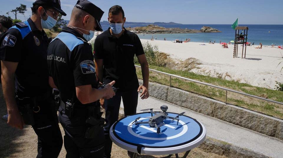 Drone Policial