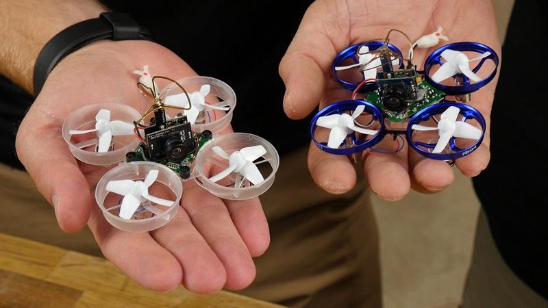 Tiny Drones