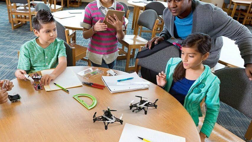 Drones Educación
