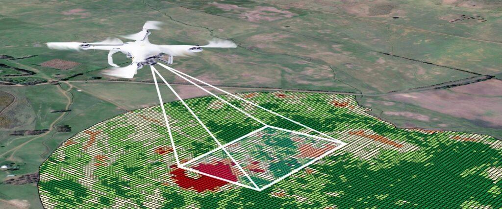 Drone Mapeeando