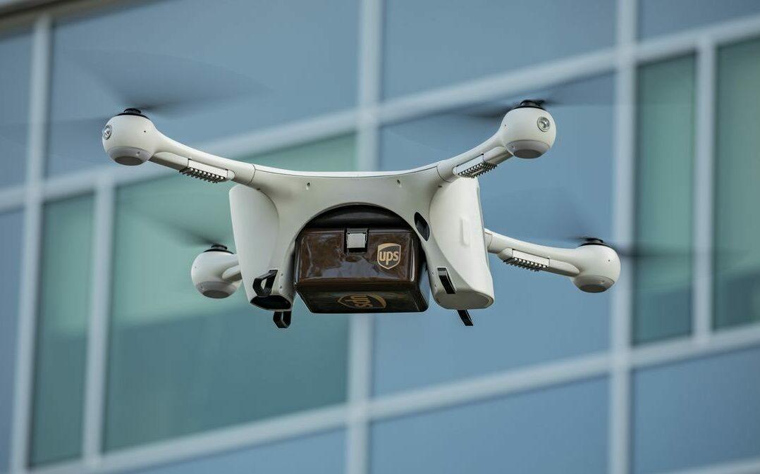 Drone Mensagero