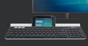 teclado multi-dispositivo